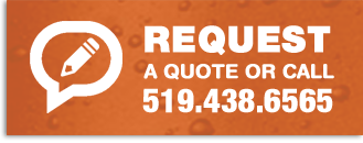 Request A Quote Sign